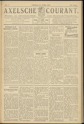 Axelsche Courant 1941-04-25