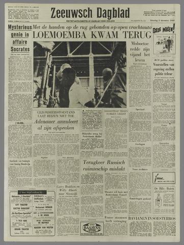 Zeeuwsch Dagblad 1960-12-03
