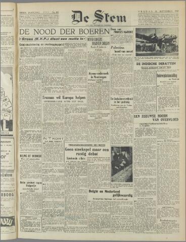 de Stem 1947-09-26