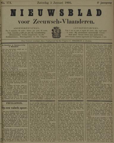 Nieuwsblad voor Zeeuwsch-Vlaanderen 1895