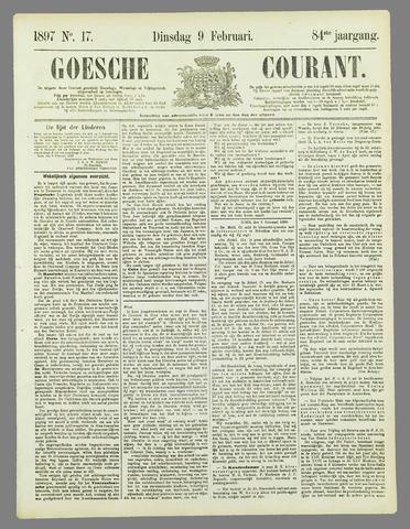 Goessche Courant 1897-02-09