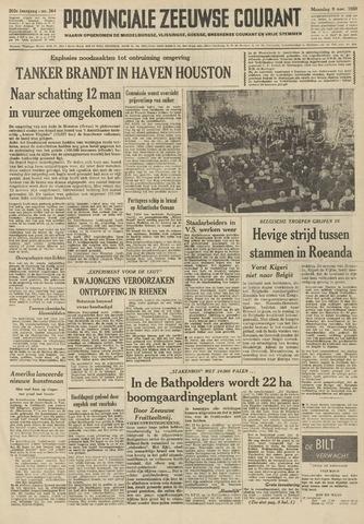 Provinciale Zeeuwse Courant 1959-11-09
