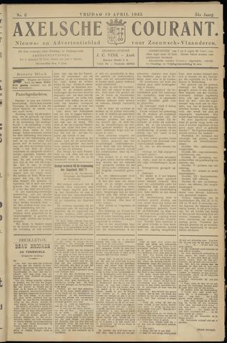 Axelsche Courant 1935-04-19