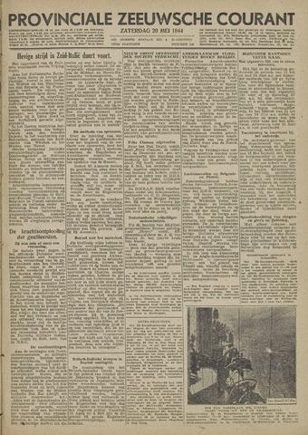Provinciale Zeeuwse Courant 1944-05-20