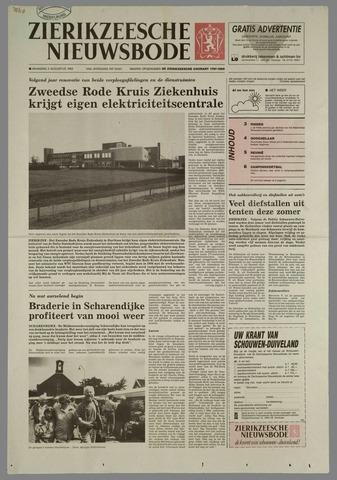 Zierikzeesche Nieuwsbode 1993-08-02