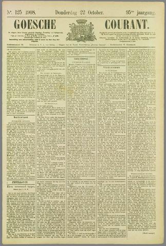 Goessche Courant 1908-10-22