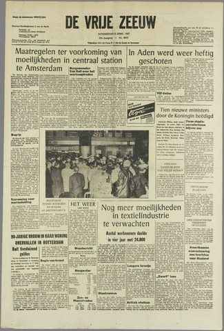 de Vrije Zeeuw 1967-04-06