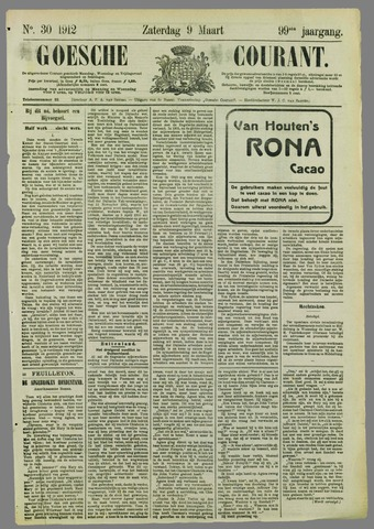Goessche Courant 1912-03-09