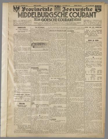 Middelburgsche Courant 1933-10-07