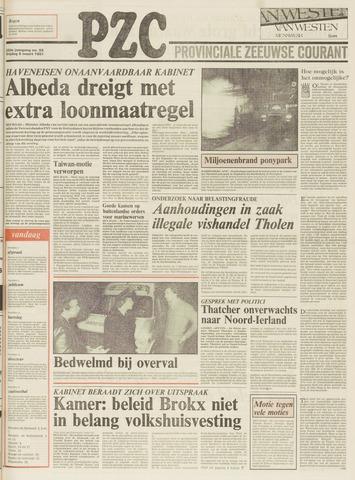 Provinciale Zeeuwse Courant 1981-03-06