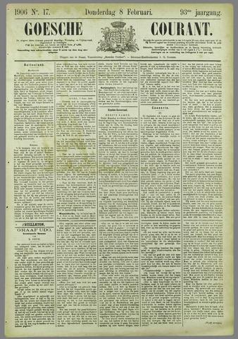 Goessche Courant 1906-02-08