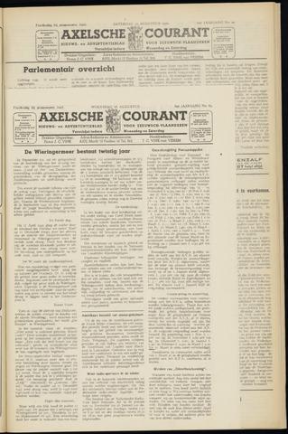 Axelsche Courant 1950-08-16