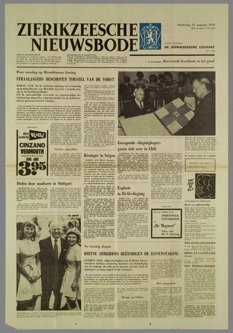 Zierikzeesche Nieuwsbode 1972-08-17