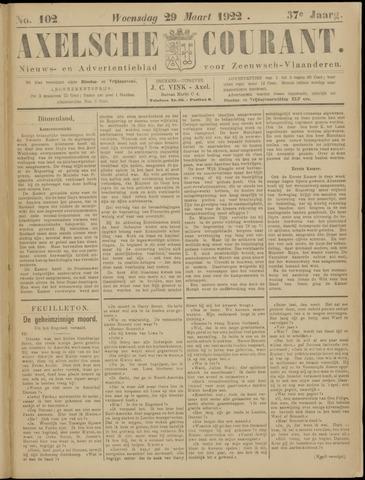 Axelsche Courant 1922-03-29