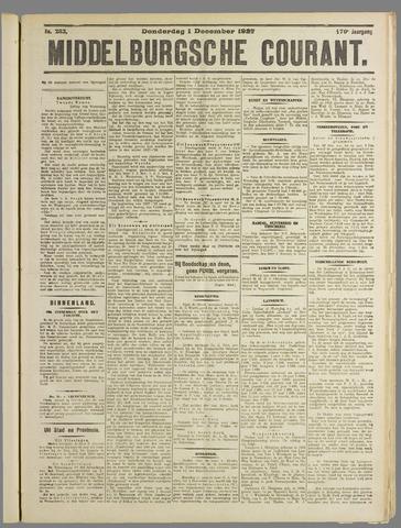 Middelburgsche Courant 1927-12-01