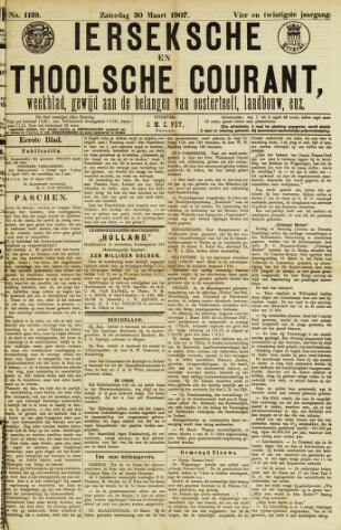 Ierseksche en Thoolsche Courant 1907-03-30