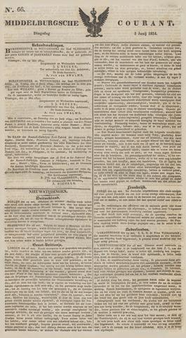 Middelburgsche Courant 1834-06-03