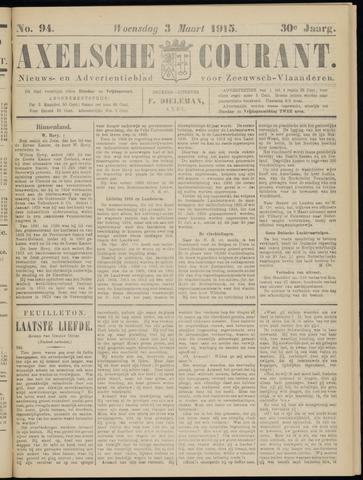 Axelsche Courant 1915-03-03