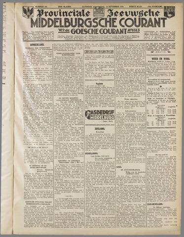 Middelburgsche Courant 1933-09-23