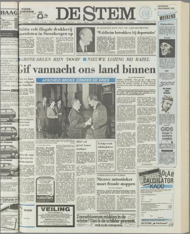 de Stem 1986-11-08