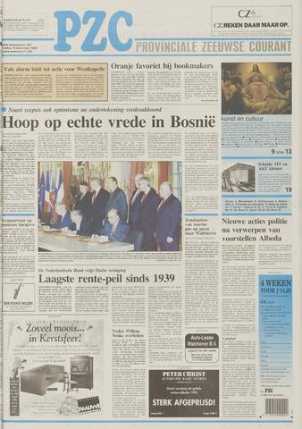 Provinciale Zeeuwse Courant 1995-12-15