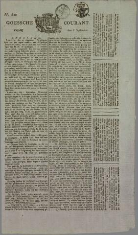 Goessche Courant 1820-09-08