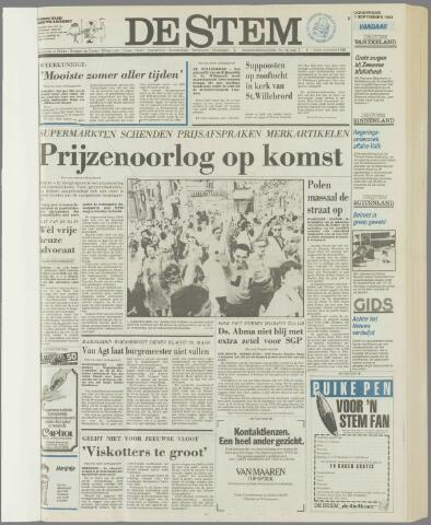 de Stem 1983-09-01