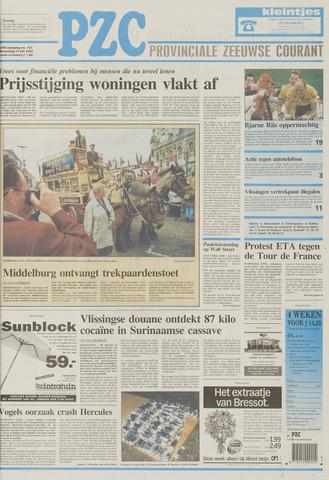 Provinciale Zeeuwse Courant 1996-07-17