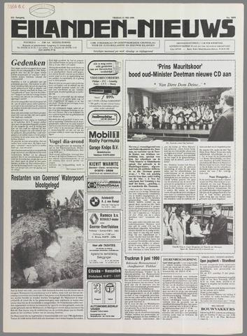 Eilanden-nieuws. Christelijk streekblad op gereformeerde grondslag 1990-05-11