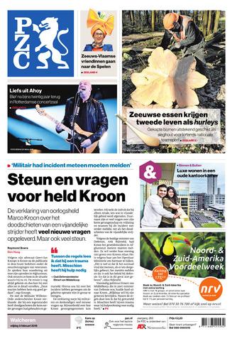 Provinciale Zeeuwse Courant 2018-02-09
