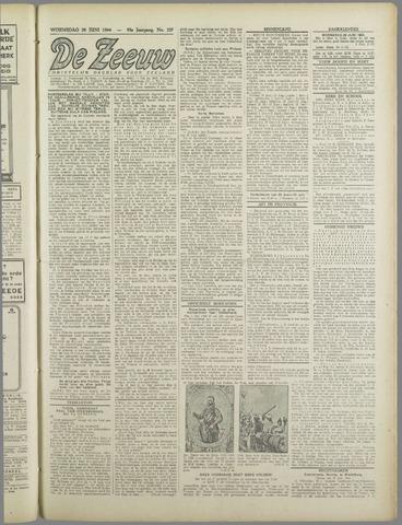De Zeeuw. Christelijk-historisch nieuwsblad voor Zeeland 1944-06-28