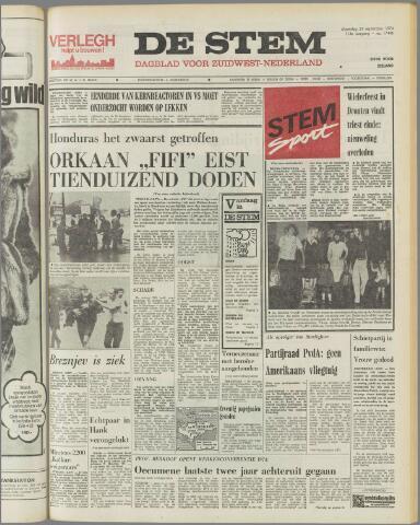 de Stem 1974-09-23