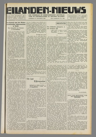 Eilanden-nieuws. Christelijk streekblad op gereformeerde grondslag 1949-08-27