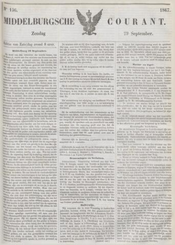 Middelburgsche Courant 1867-09-29