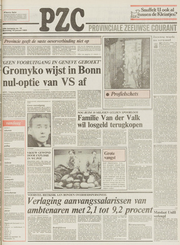 Provinciale Zeeuwse Courant 1983-01-19