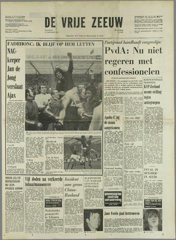 de Vrije Zeeuw 1972-12-11