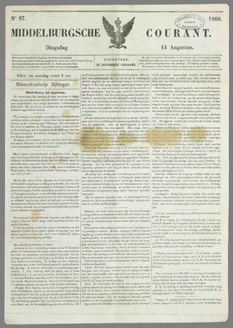 Middelburgsche Courant 1860-08-14