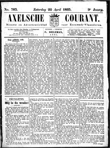 Axelsche Courant 1893-04-22