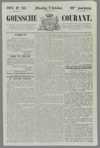 Goessche Courant 1873-10-07