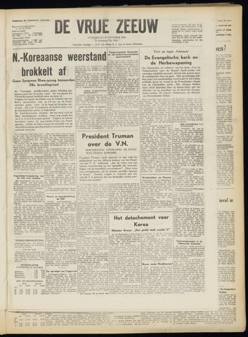 de Vrije Zeeuw 1950-10-25
