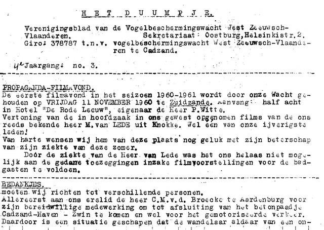 t Duumpje 1960-10-01