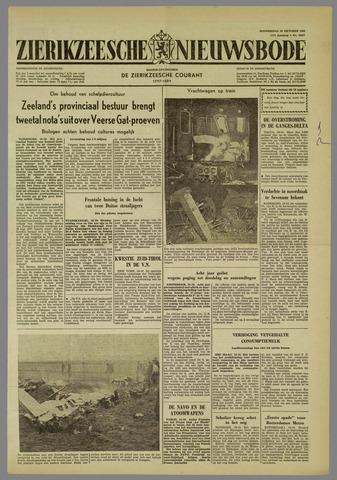 Zierikzeesche Nieuwsbode 1960-10-20