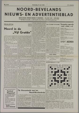Noord-Bevelands Nieuws- en advertentieblad 1984-05-10