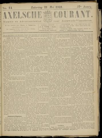 Axelsche Courant 1921-05-21