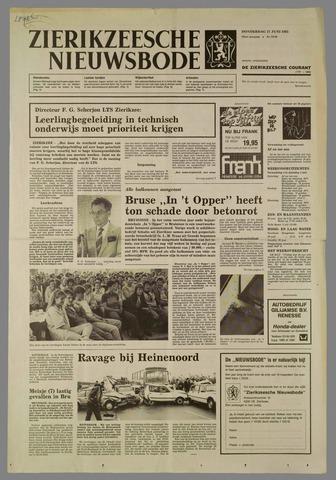Zierikzeesche Nieuwsbode 1985-06-27