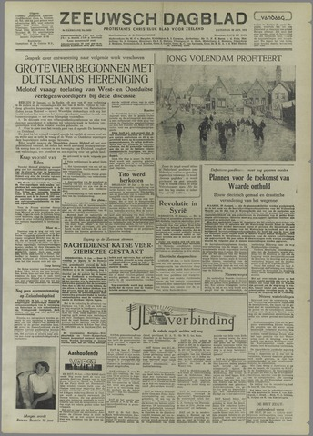Zeeuwsch Dagblad 1954-01-30