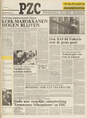 Provinciale Zeeuwse Courant 1978-10-18