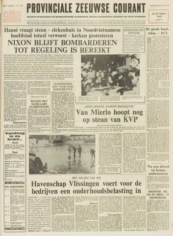 Provinciale Zeeuwse Courant 1972-12-23
