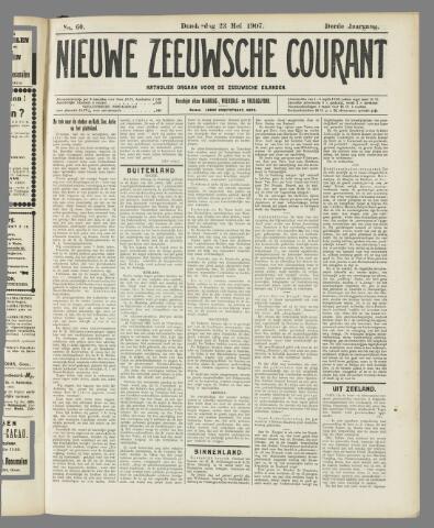 Nieuwe Zeeuwsche Courant 1907-05-23
