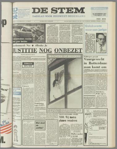 de Stem 1977-12-14